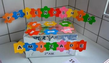Caixas da Amizade