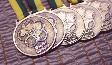 Premiação Estadual e Nacional da Olimpíada Brasileira de Física (OBF) - IFES-ES