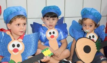 Kindergarten 's Presentations - Bilingual Programme