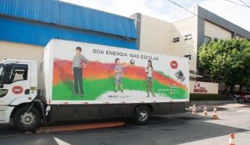 Semana da Criança - Ação Educativa em parceria com a EDP