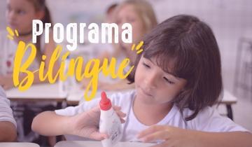 As aulas do nosso Programa Bilíngue são muito dinâmicas e contextualizadas com o conteúdo estudado.