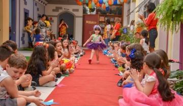Semana da Criança - Desfile de Fantasias