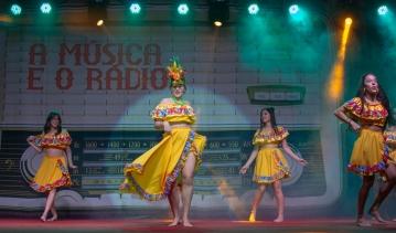A Música e o Rádio