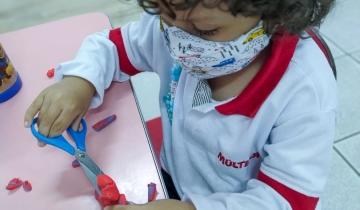 A coordenação motora vai bem além das atividades de desenho e dos cadernos caligrafia.