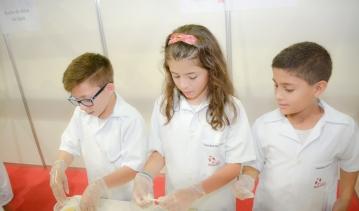 Projeto Pequenos Cientistas