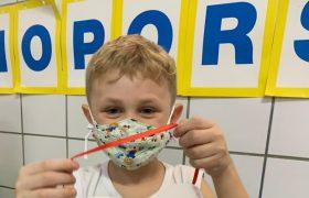Escovar os dentes é um hábito muito importante para a nossa saúde.